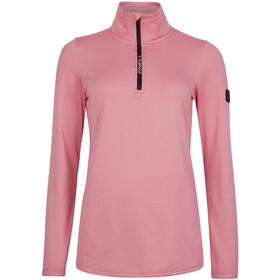 O'Neill Clime Giacca in pile mezza zip Donna, rosa